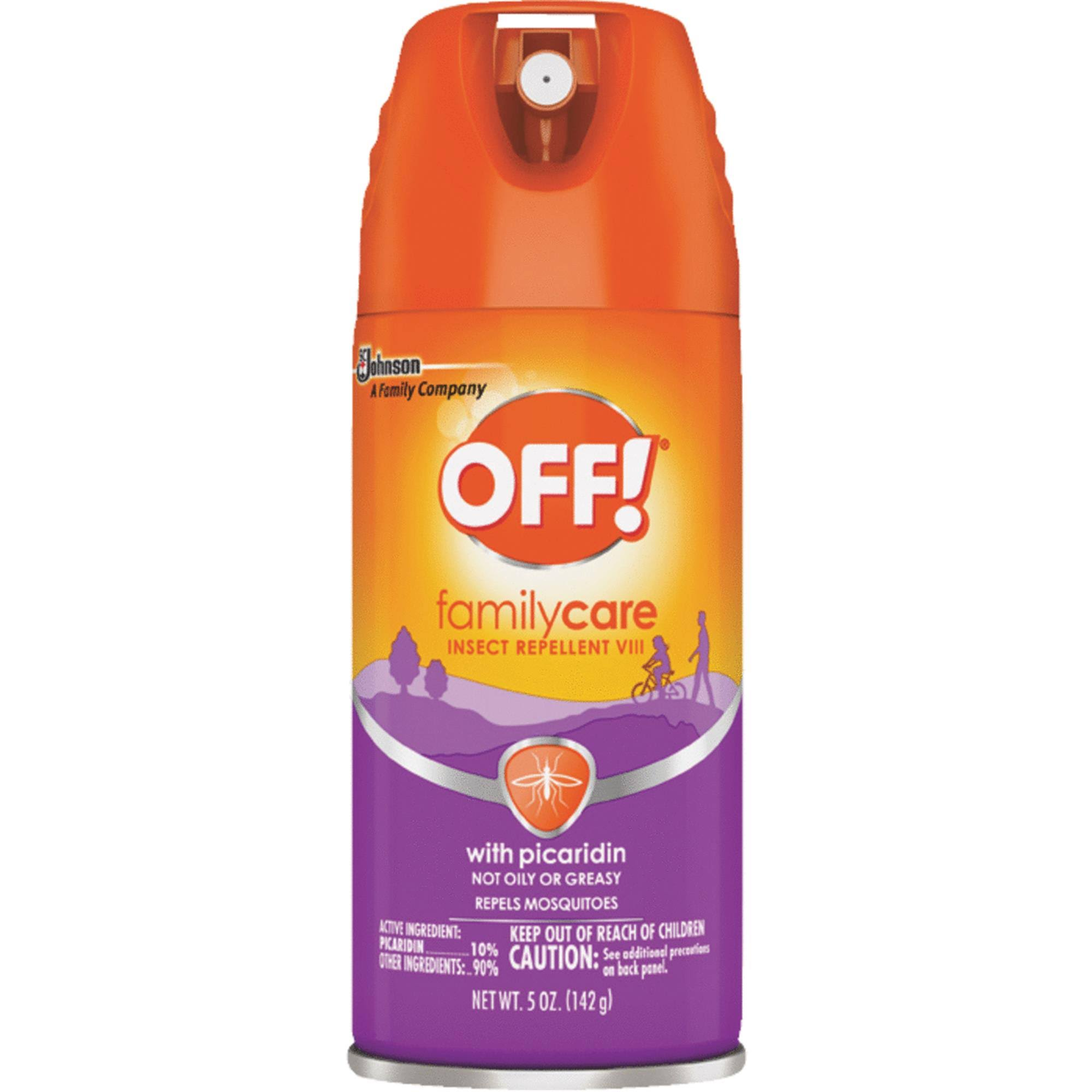 Off! Family Care Insect Repellent - with Picaridin, 5oz