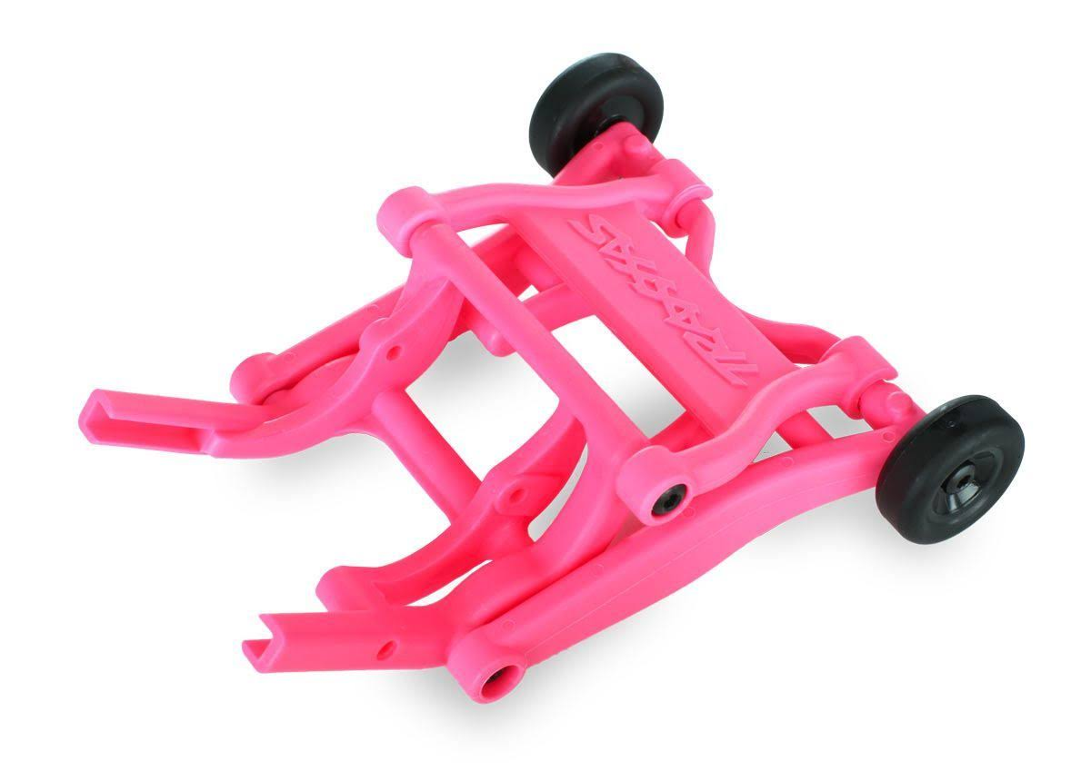 Traxxas 3678p Assembled Wheelie Bar - Pink