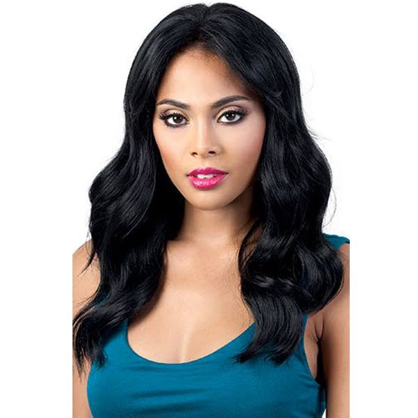 Motown Tress - Whole Handtied Lace Wig - WL.SIENA - 1B