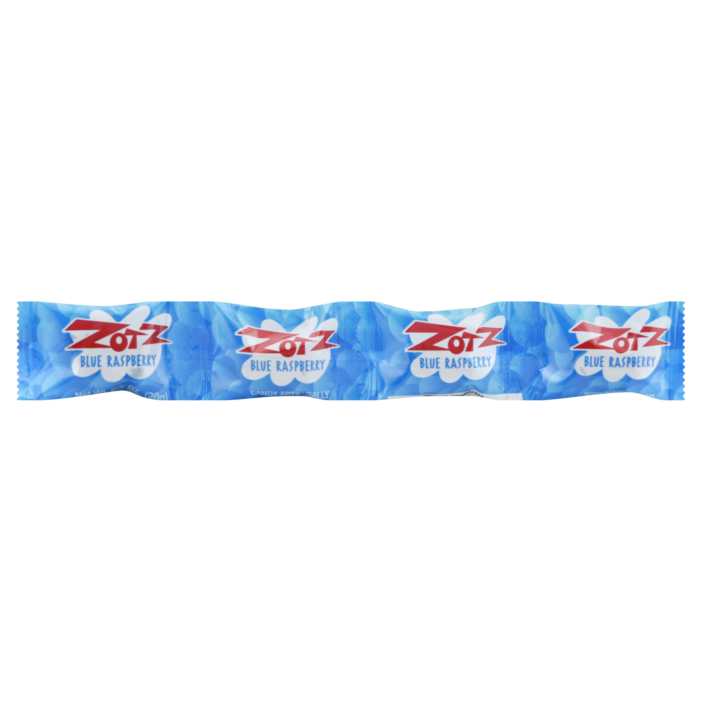 Zotz Candy, Blue Raspberry - 0.7 oz