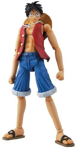 Bandai Monkey D Luffy One Piece 1/8