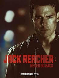 Jack Reacher: Never Go Back-Jack Reacher: Never Go Back