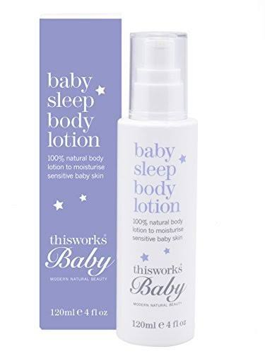 This Works Baby Sleep Body Lotion 120ml