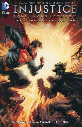 Injustice: Gods Among Us Year One - Dc Comics