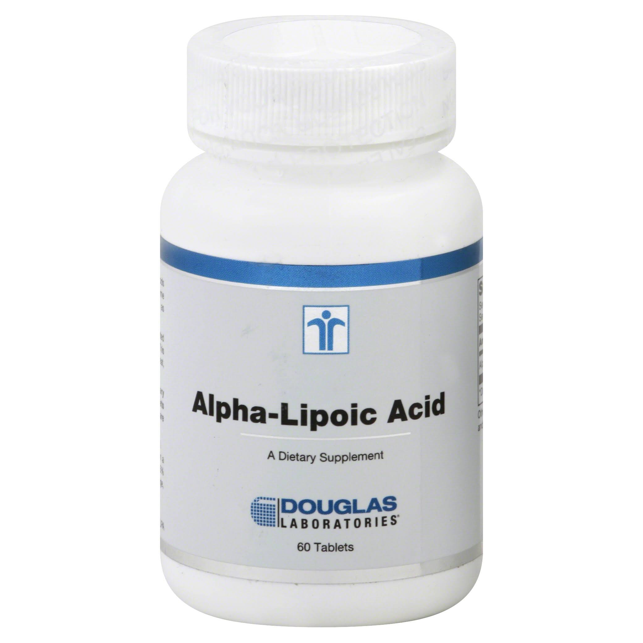 Douglas Laboratories Alpha-Lipoic Acid Tablets - x60