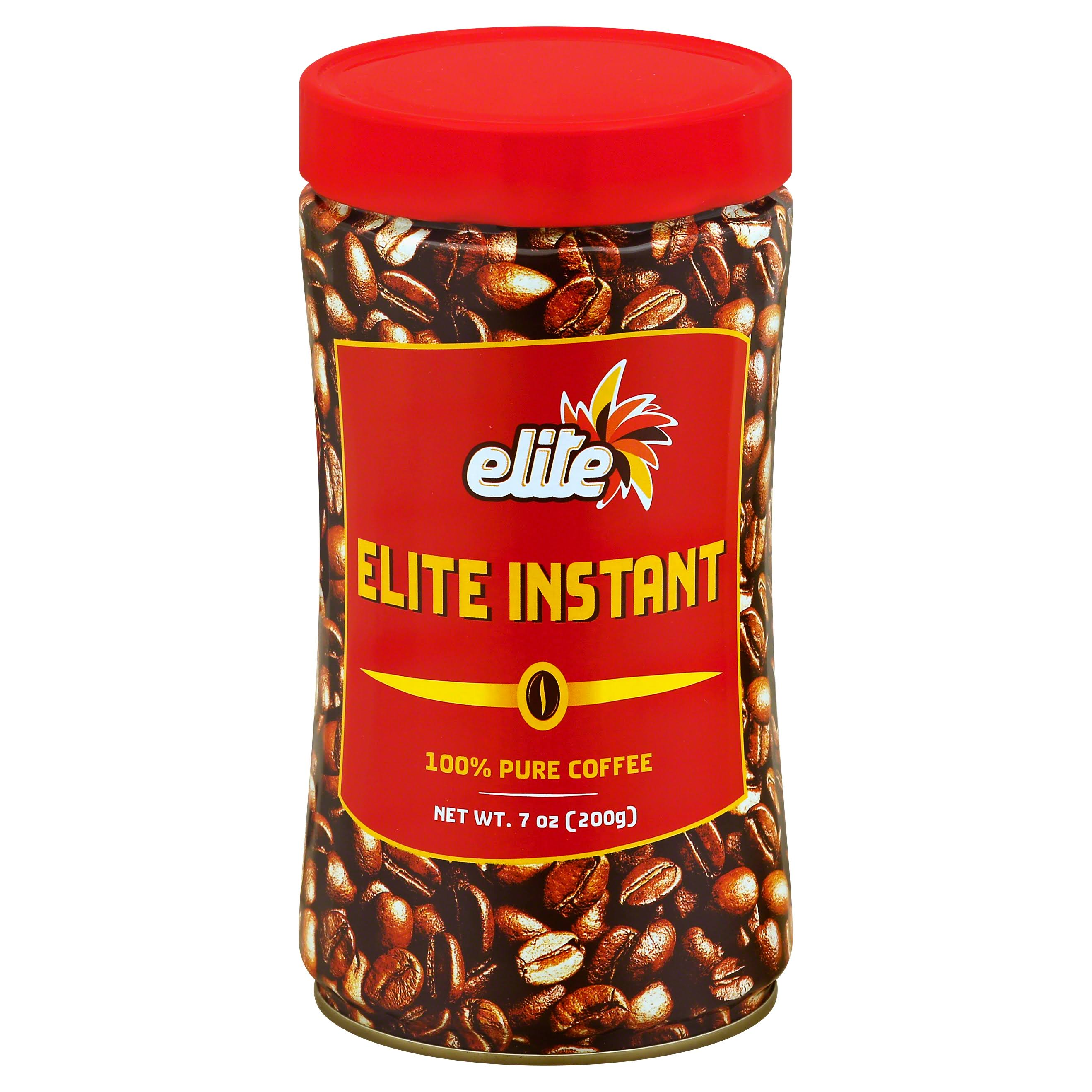 Elite Instant Coffee - 200g