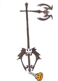Halloween Town Keyblade Kh2 by Halloween Town Keyblade