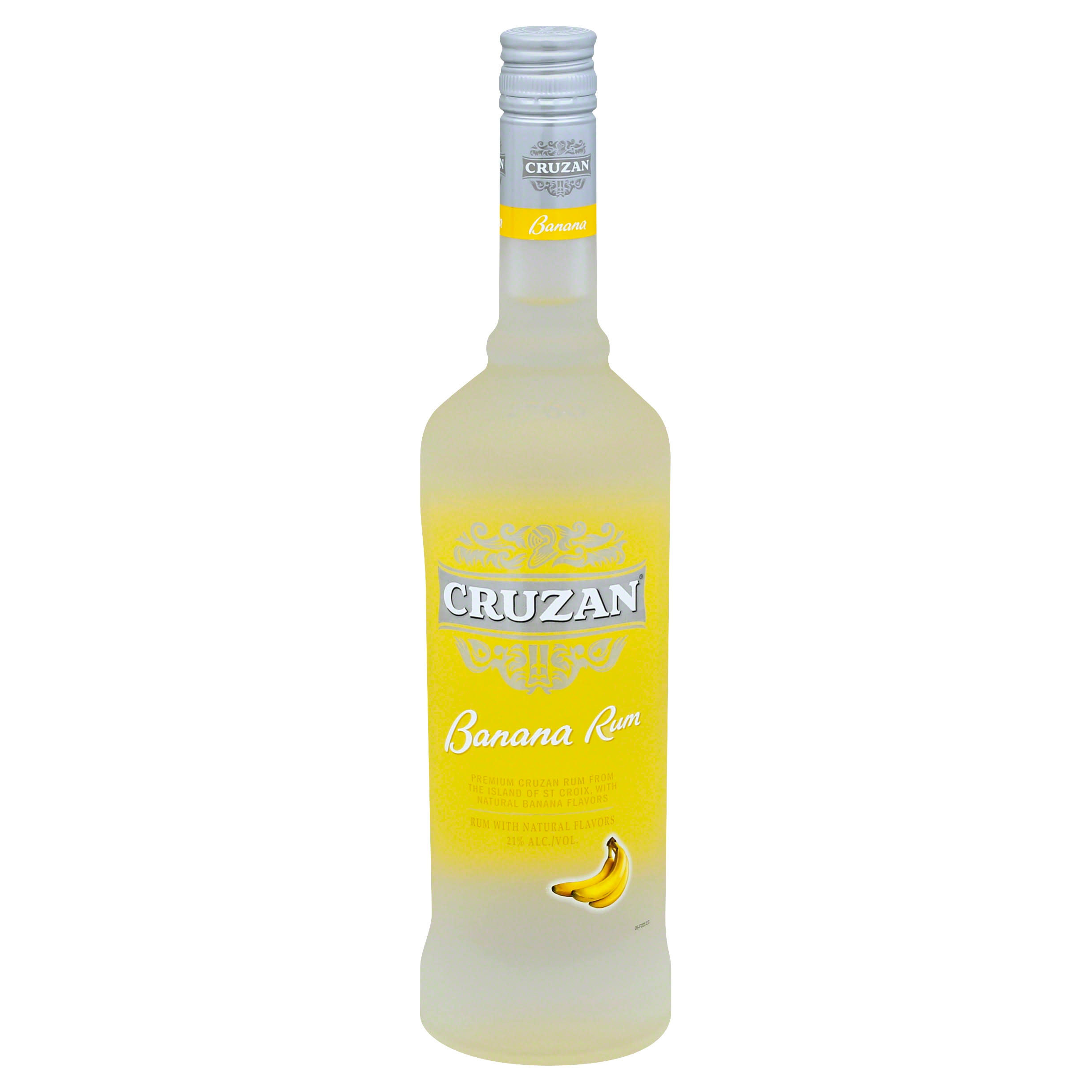 Cruzan Banana Rum - 750ml