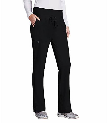Barco One High Knit Waistband Cargo Pants - Black
