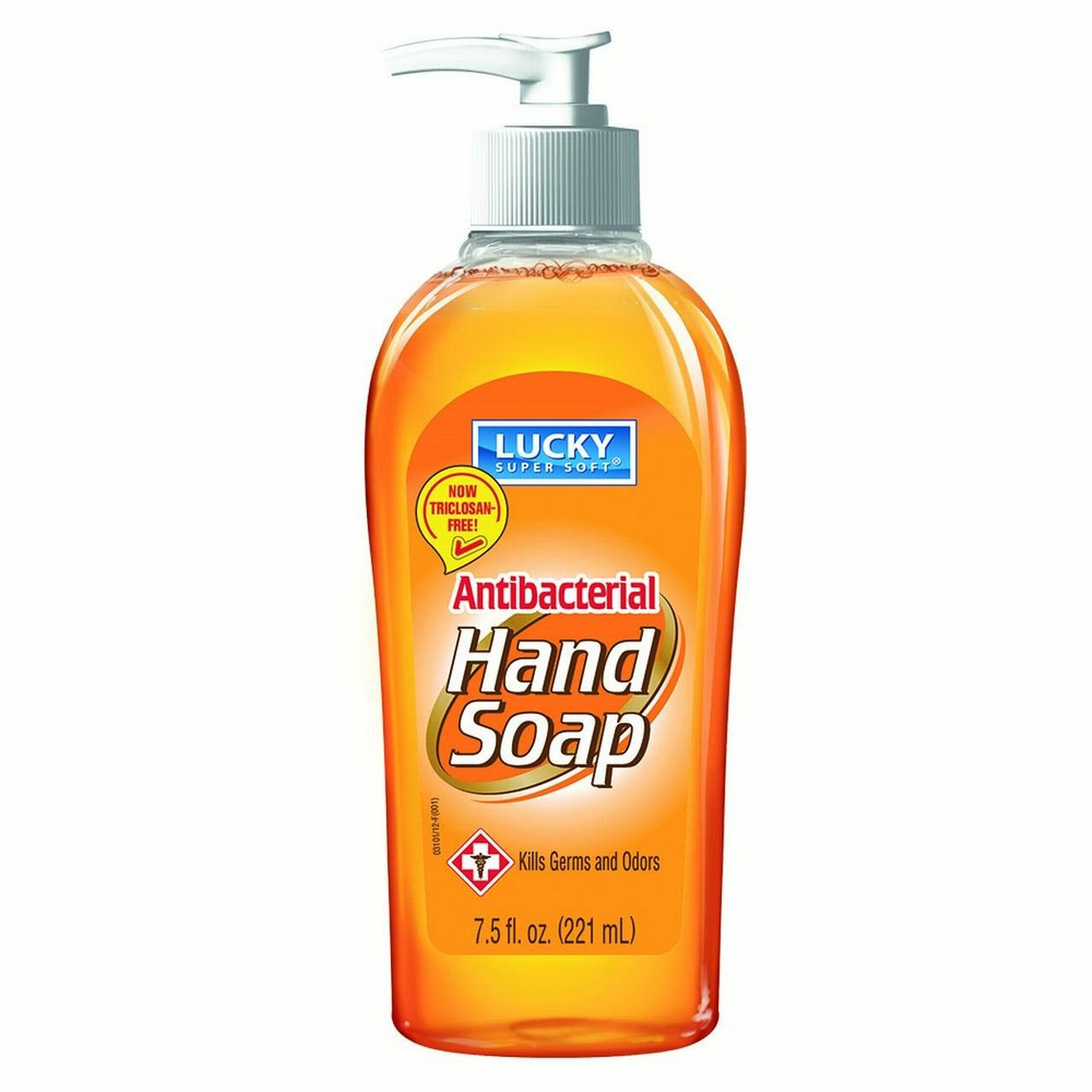 Lucky Super Soft Anti-Bacterial Soap - 7.5oz