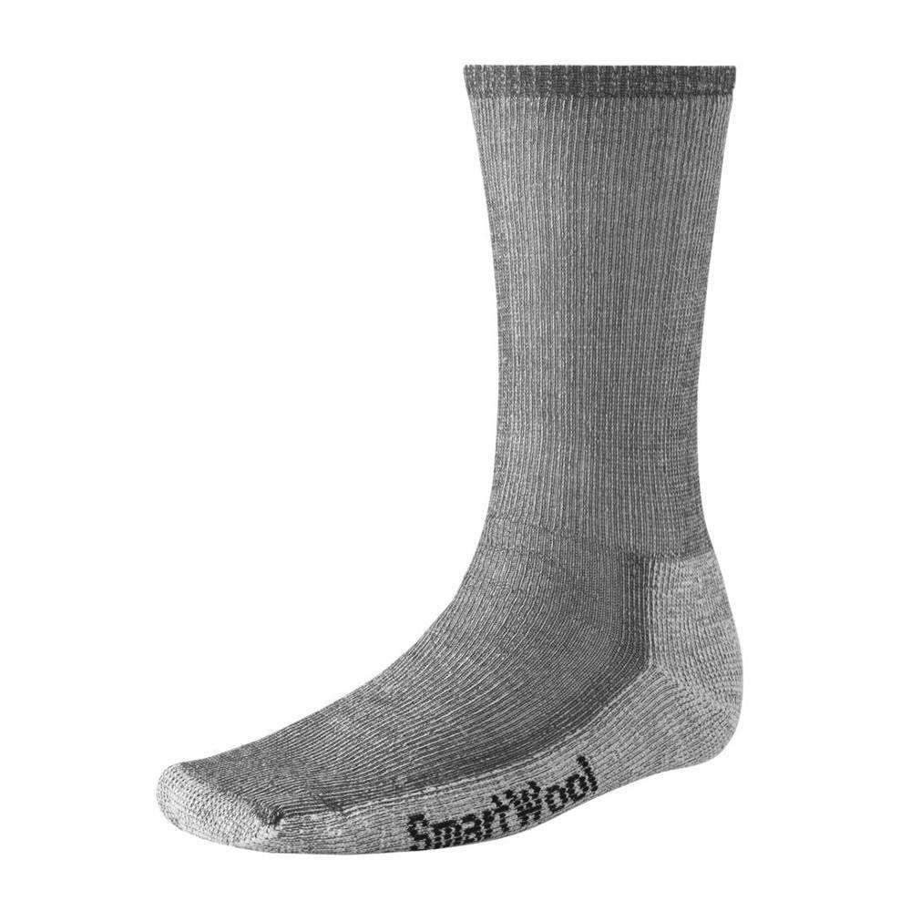 Smartwool Men's Hiking Crew Sock - Grey, X-Large
