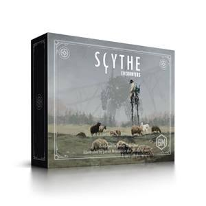 Game Nerdz Scythe: Encounters Expansion Board Game