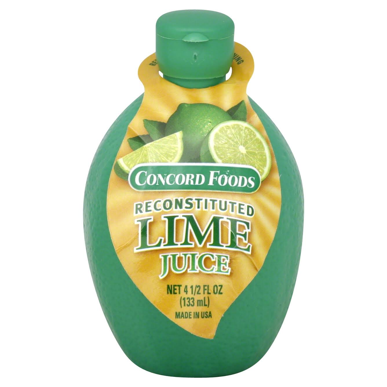 Concord Foods Reconstituted Lime Juice