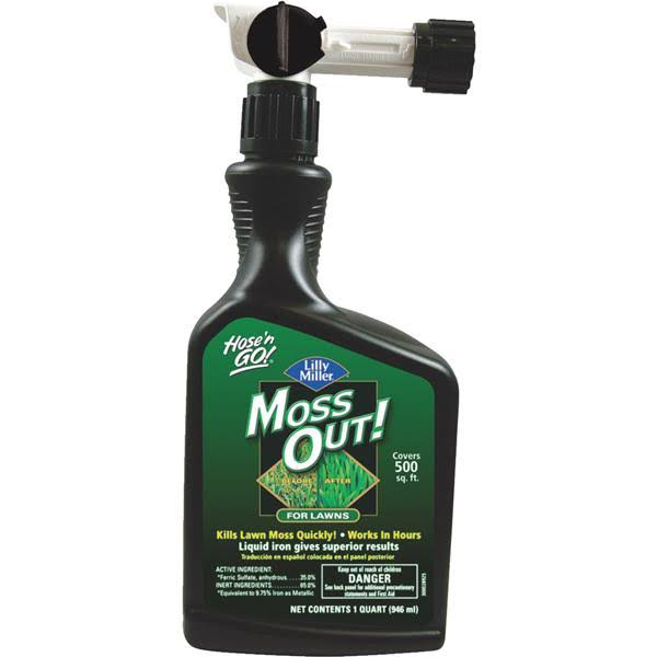 Lilly Miller Ready to Spray Moss Control - 32oz