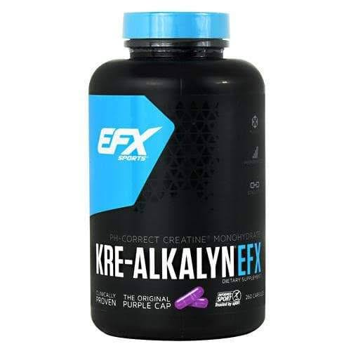 Efx Sports Kre-Alkalyn EFX, 260 Capsules