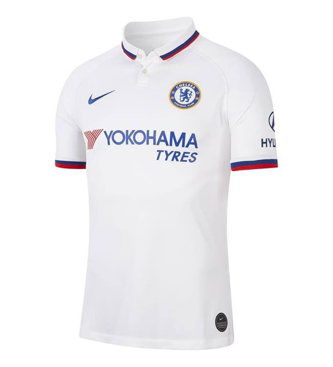 2019-2020 Chelsea Away Nike Football Shirt