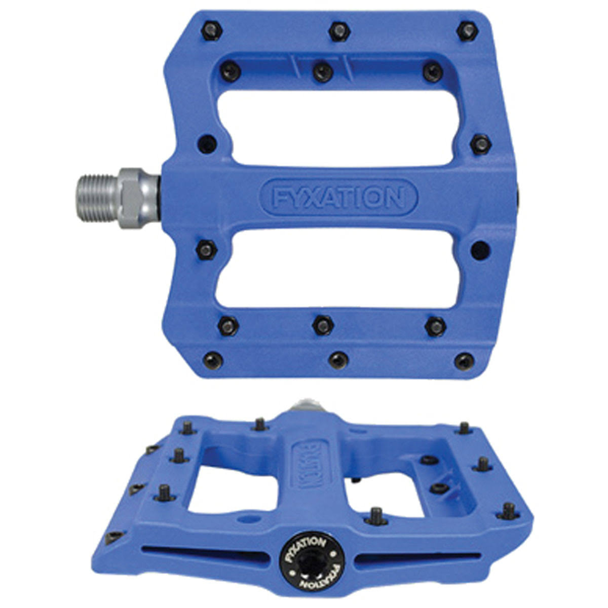 Fyxation Pd3060 Mesa MP Nylon Pedal - Blue
