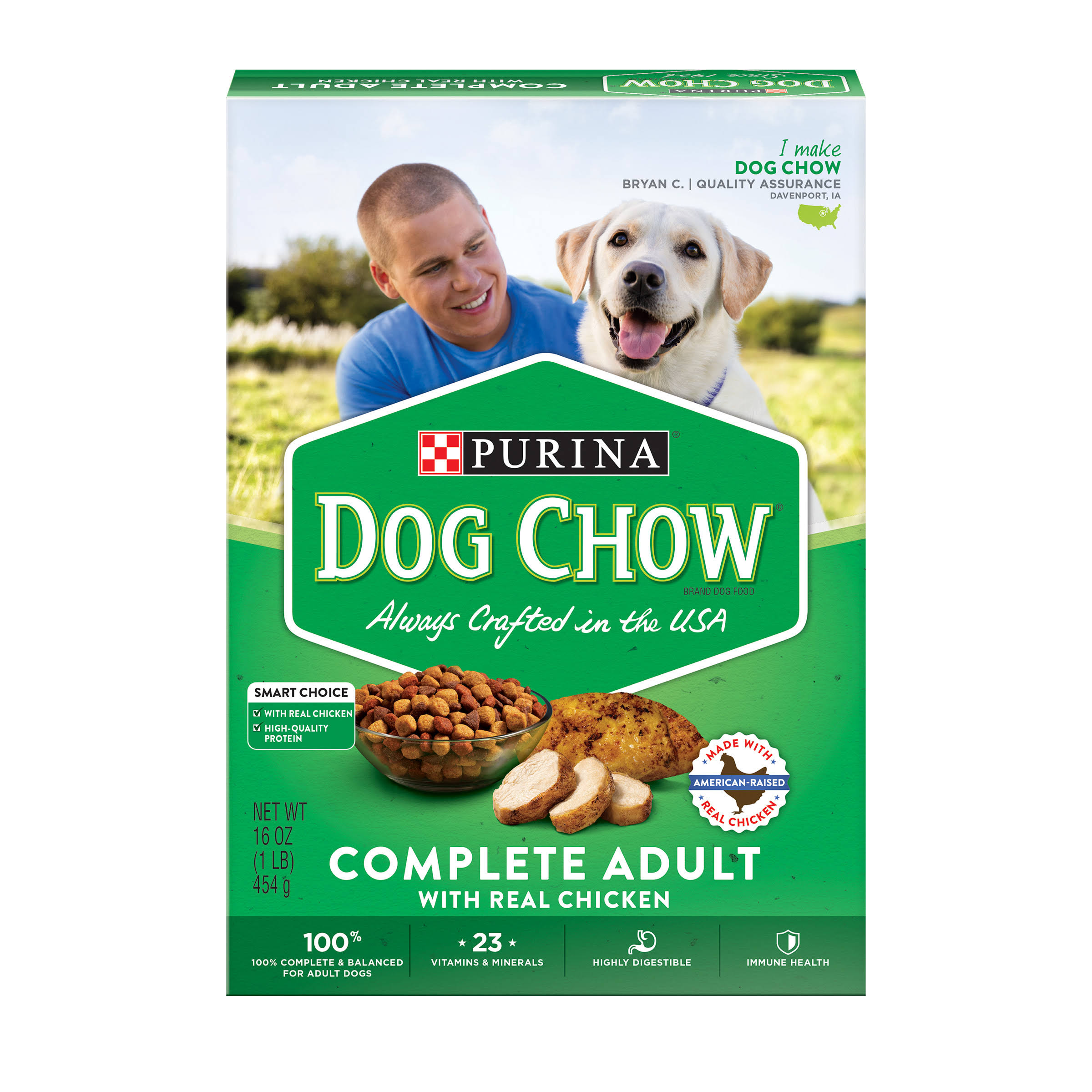 Purina Dog Chow Complete Adult Dry Dog Food