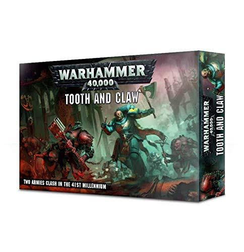 Warhammer 40,000 Tooth and Claw Miniature