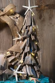 Driftwood Christmas Trees For Sale by Nautical Decor U0026 Decorations
