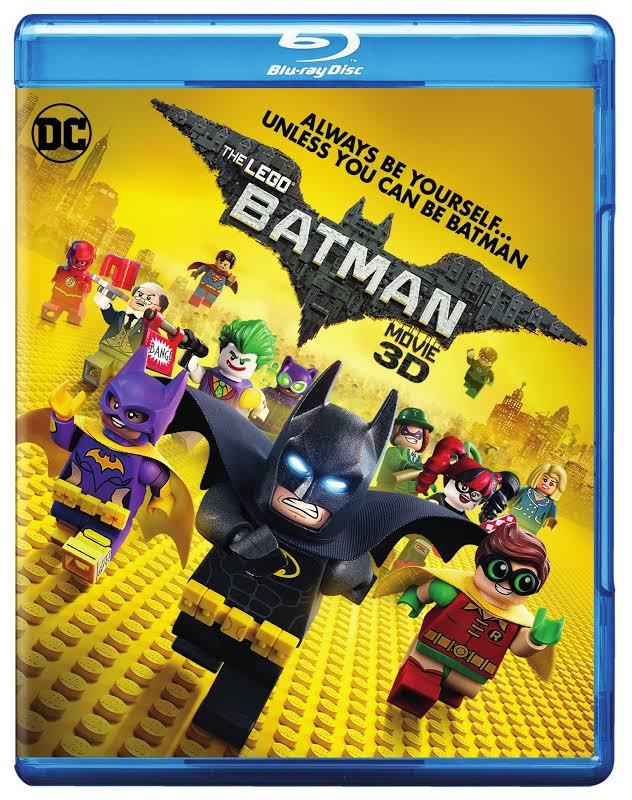 The Lego Batman Movie - BLU-RAY