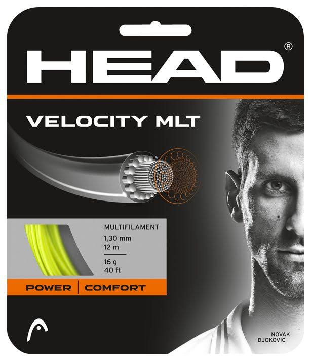 Head Velocity MLT Tennis String - 281404:SET