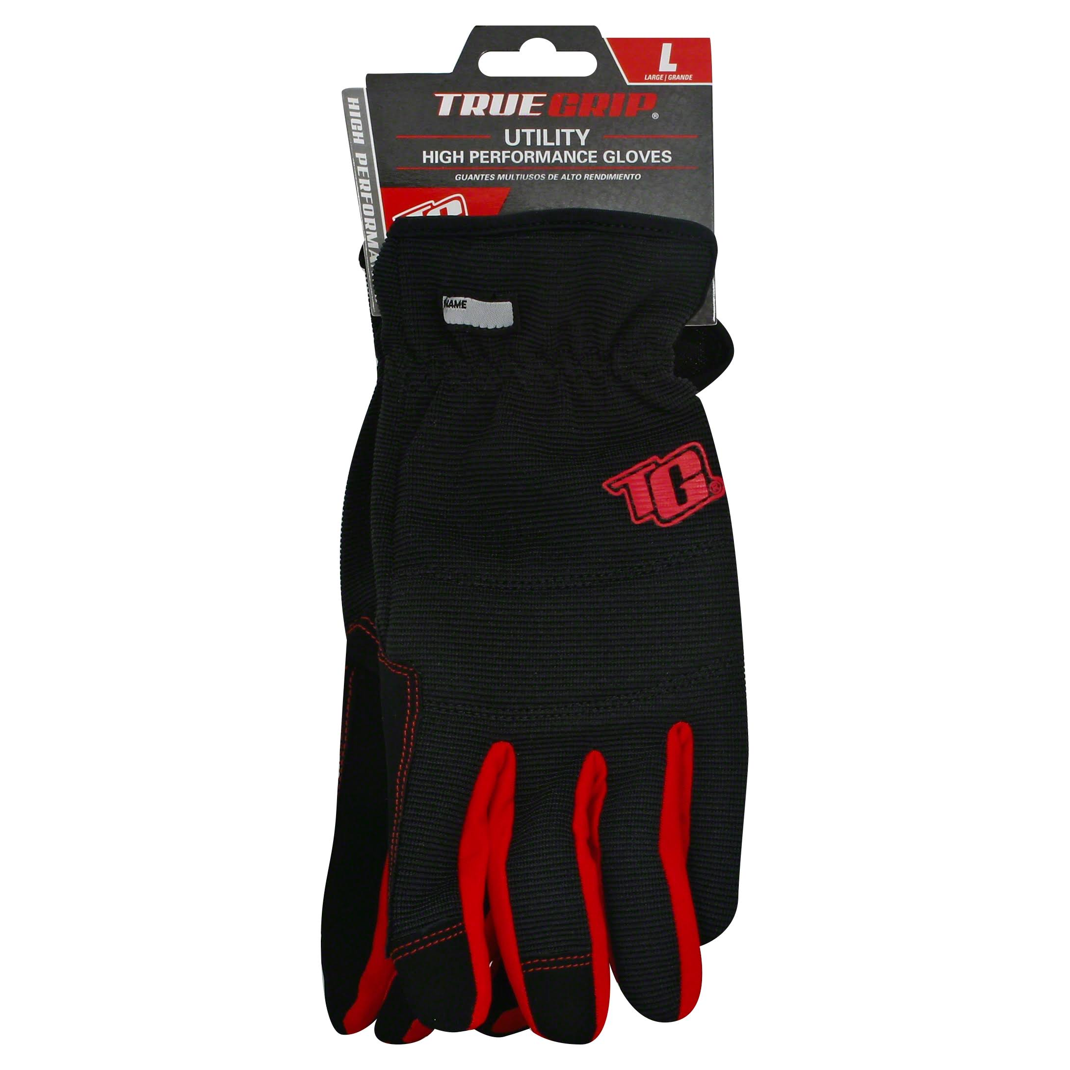 Big Time Products True Grip Light Duty Utility Glove - Large