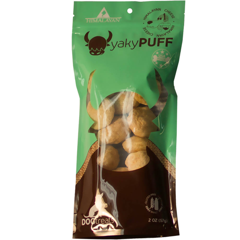 Himalayan Yaky Puff Dog Treats - 57g