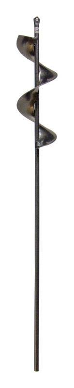 Yard Butler 76763 24 in. Roto Planter Steel Handle