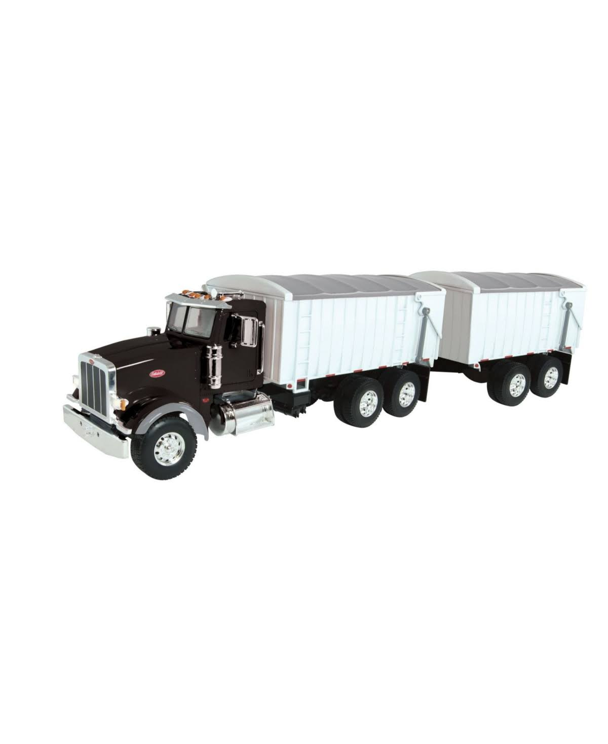 Tomy 1:16 Big Farm Peterbilt 367 Truck Grain Box/Trailer