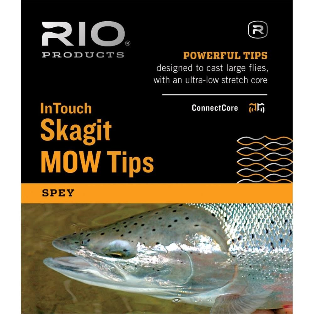 RIO InTouch Skagit Mow Tips Fly Fishing Line - With Weld Loops