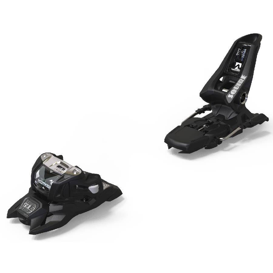 Marker Squire 11 ID Ski Bindings 2020 (Black, 100mm)