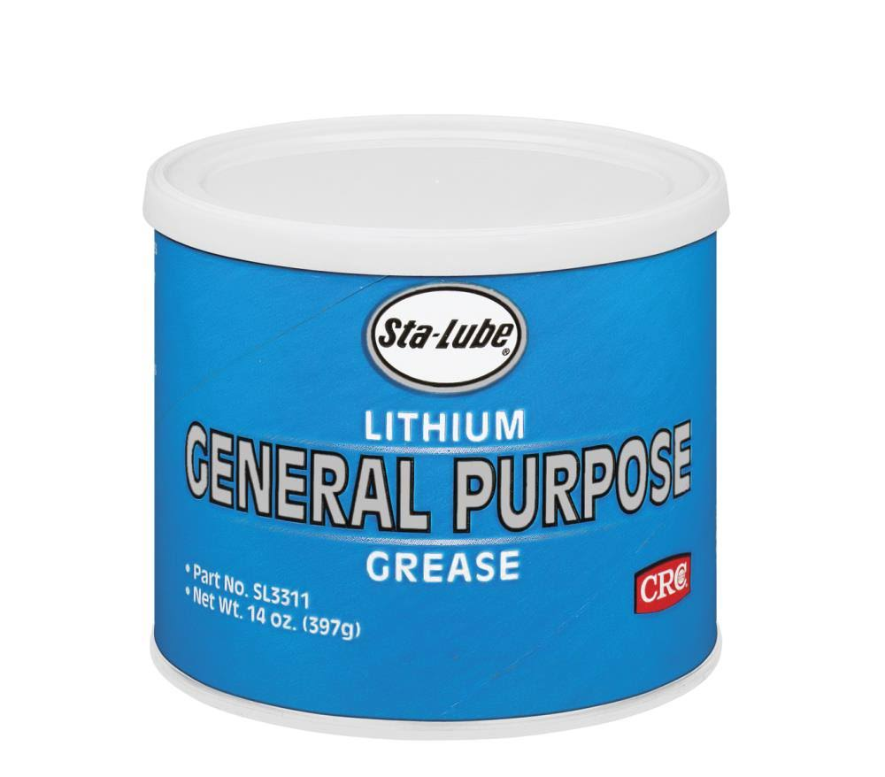CRC SL3311 Lithium General Purpose Grease - 14oz
