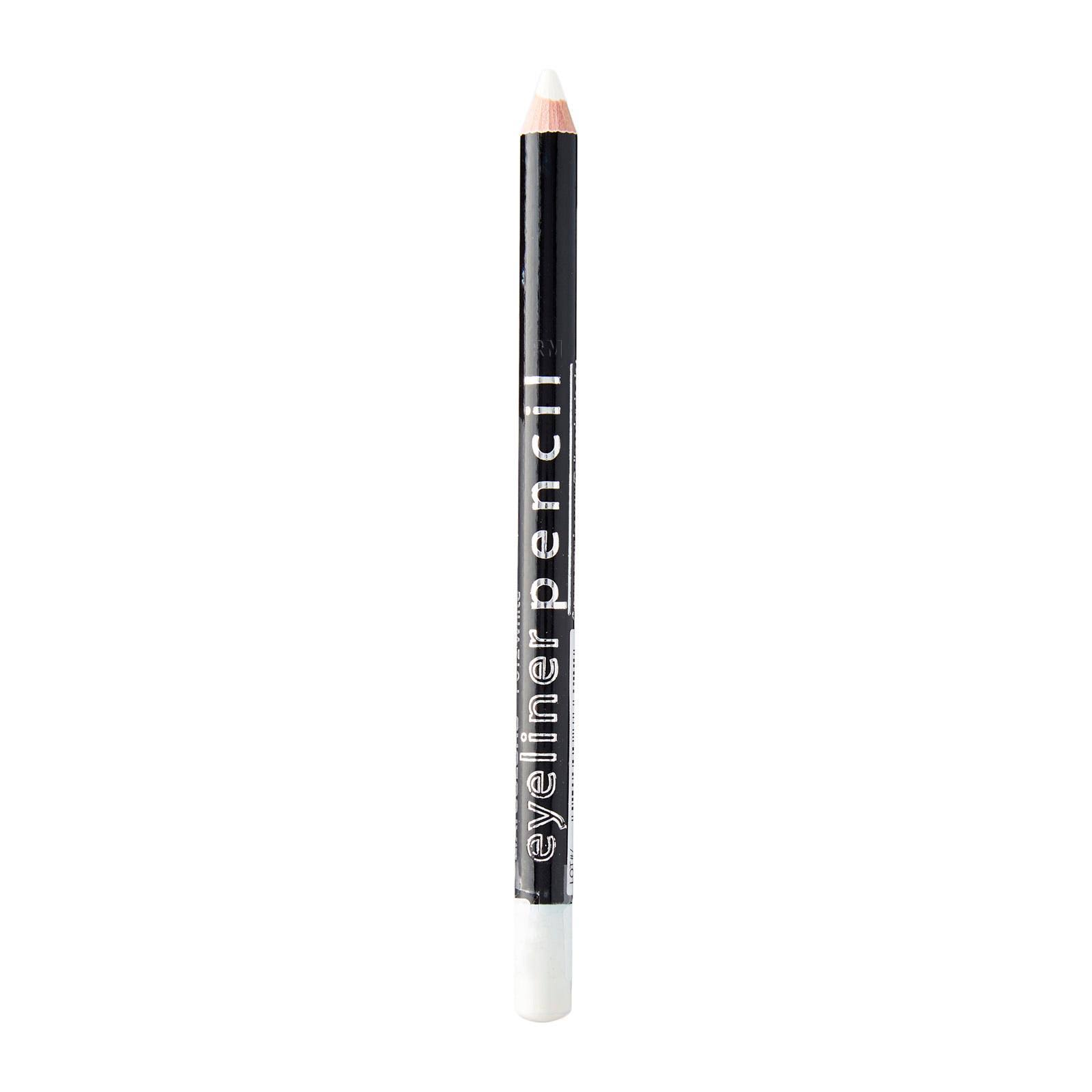 L.A. Colors P612 Eyeliner Pencil - White, 0.035oz