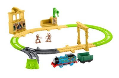 Fisher-Price Thomas and Friends TrackMaster Monkey Palace Train Toyset