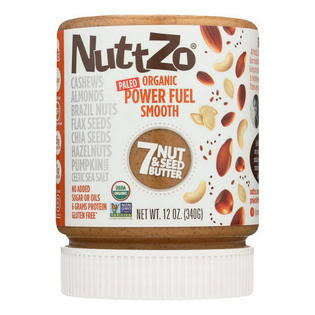 NuttZo Organic 7 Nut and Seed Butter - Smooth