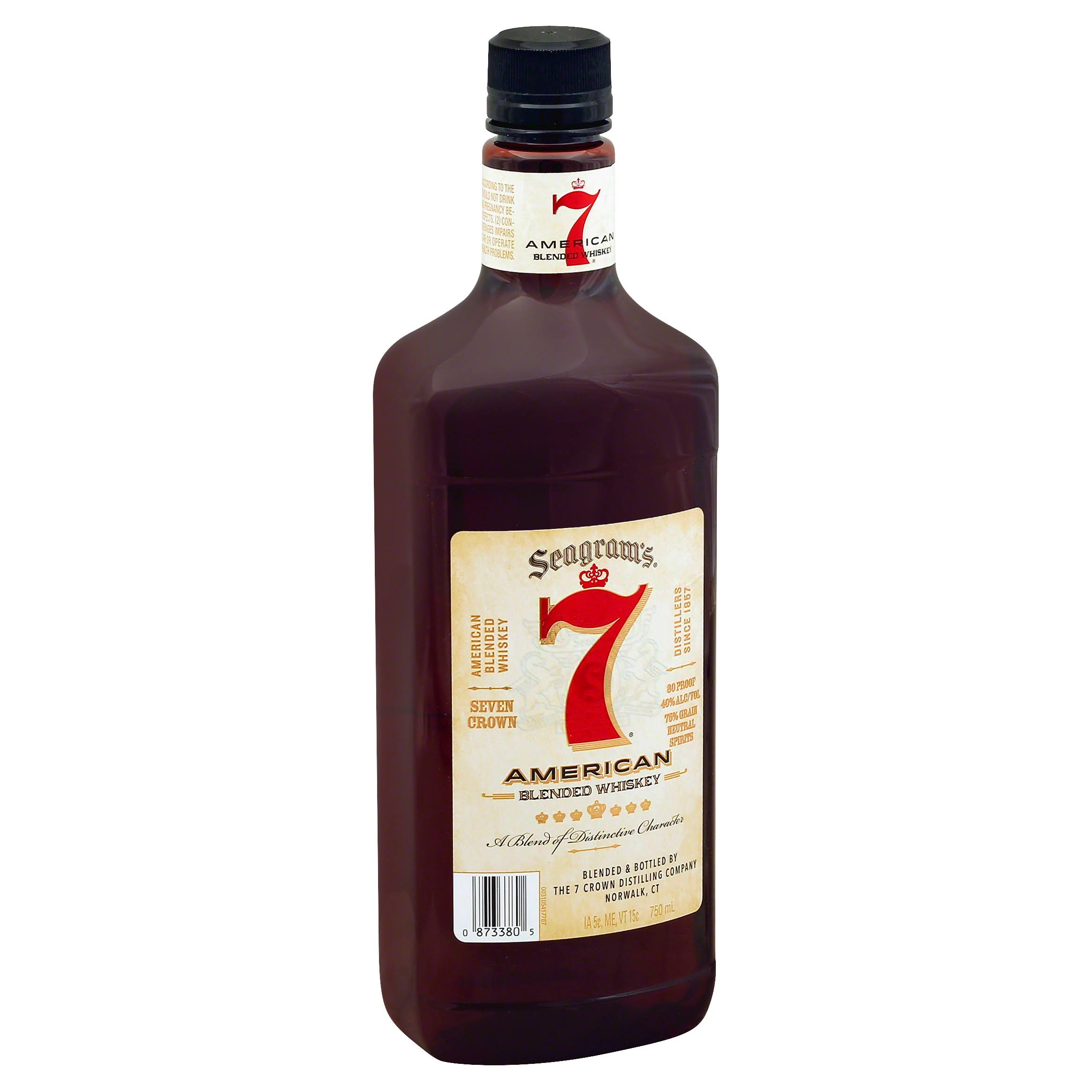 Seagram's Seven Crown Whiskey