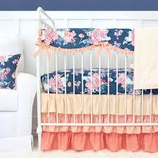 Bratt Decor Crib Skirt by Blake U0027s Vintage Pink Linen U0026 Lace Crib Bedding Baby Crib