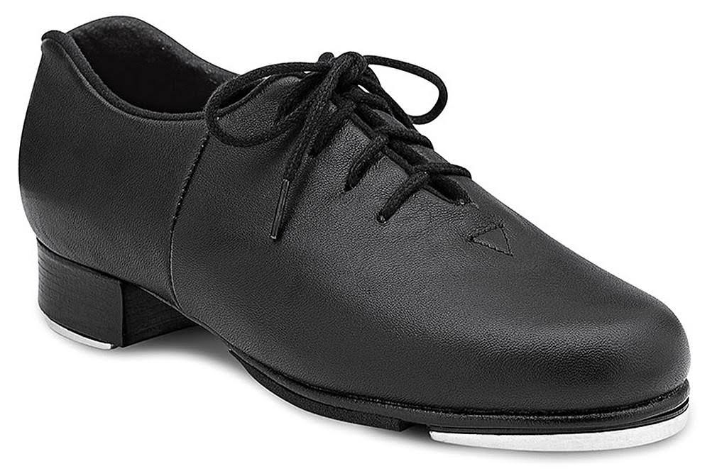 Bloch Dance Womens Audeo Jazz Tap Tap Shoe - Black, 5 US