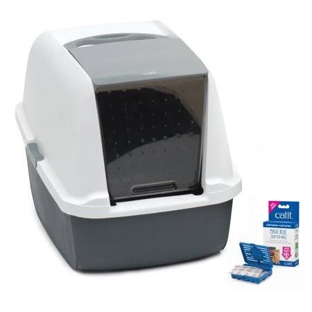 Hagen Catit Magic Blue Litter Box