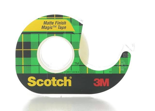 3M Scotch Magic Tape - 12.7mm x 20.3mm