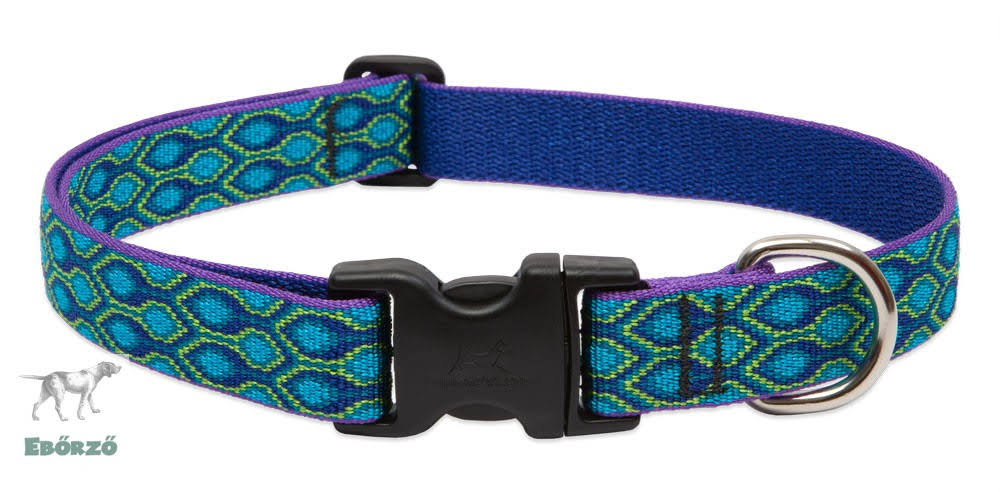 "LupinePet Originals Rain Song Dog Collar 1"" x 12-20"""