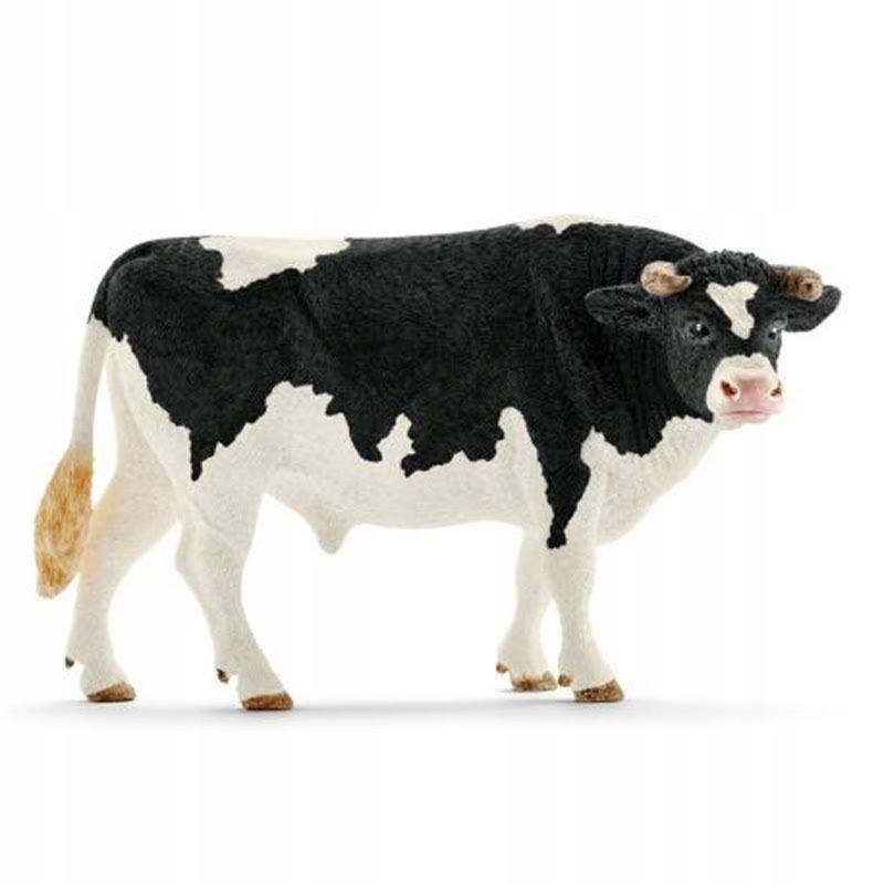 Schleich North America Holstein Bull Toy Figure
