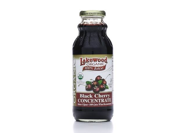 Lakewood Organic Black Cherry Concentrate Juice - 12.5oz