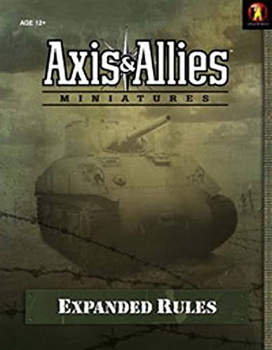 Axis & Allies Miniatures Game Expanded Rules Guide