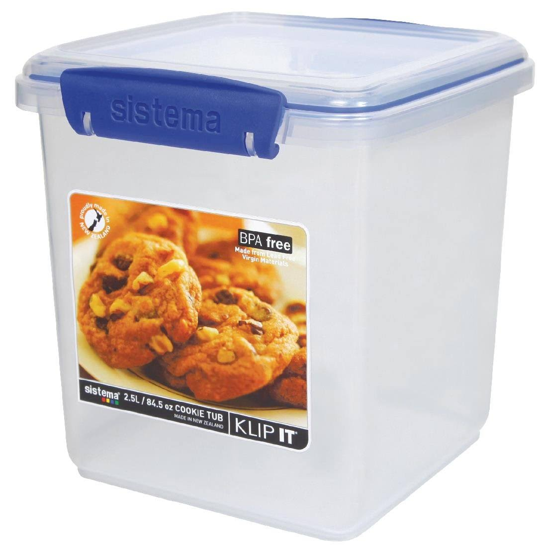 Sistema Klip It Storage Tub - 2.35l