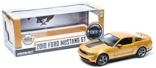 Greenlight: 2010 Ford Mustang GT 1/18 Scale