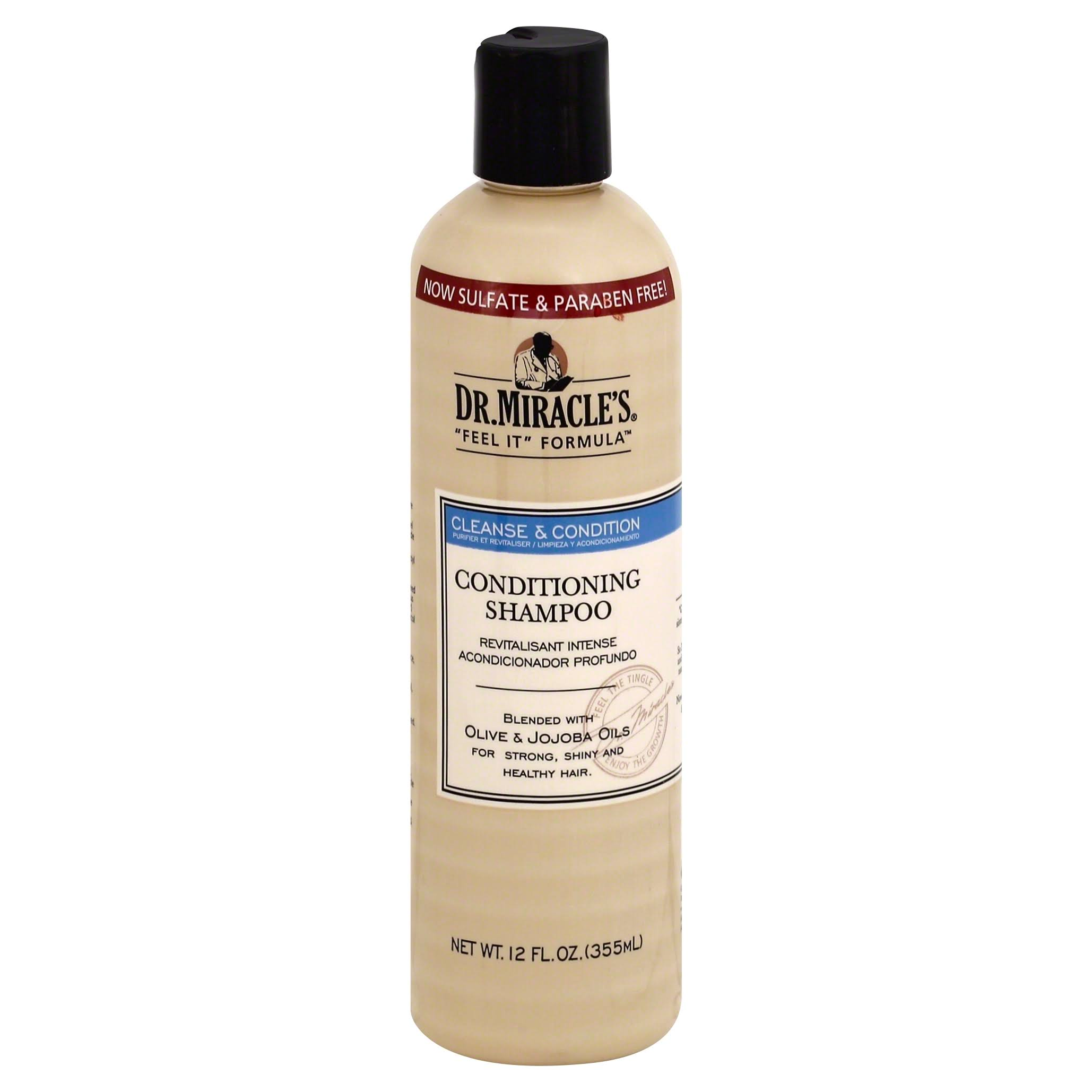 Dr. Miracle's Feel It Formula Conditioning Shampoo