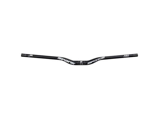 Spank Spike Race Bars - 800mm Wide, 30mm Rise, 31.8mm Clamp, Matte Black