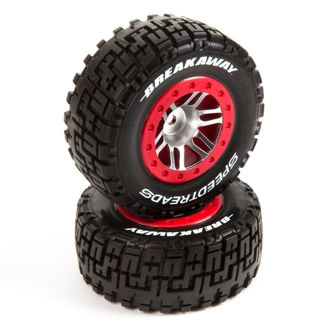 DuraTrax SpeedTreads Breakaway SC Tires